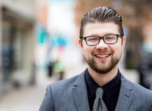 Americas Dentists Care Foundation ADCF Staff Aaron Biggs